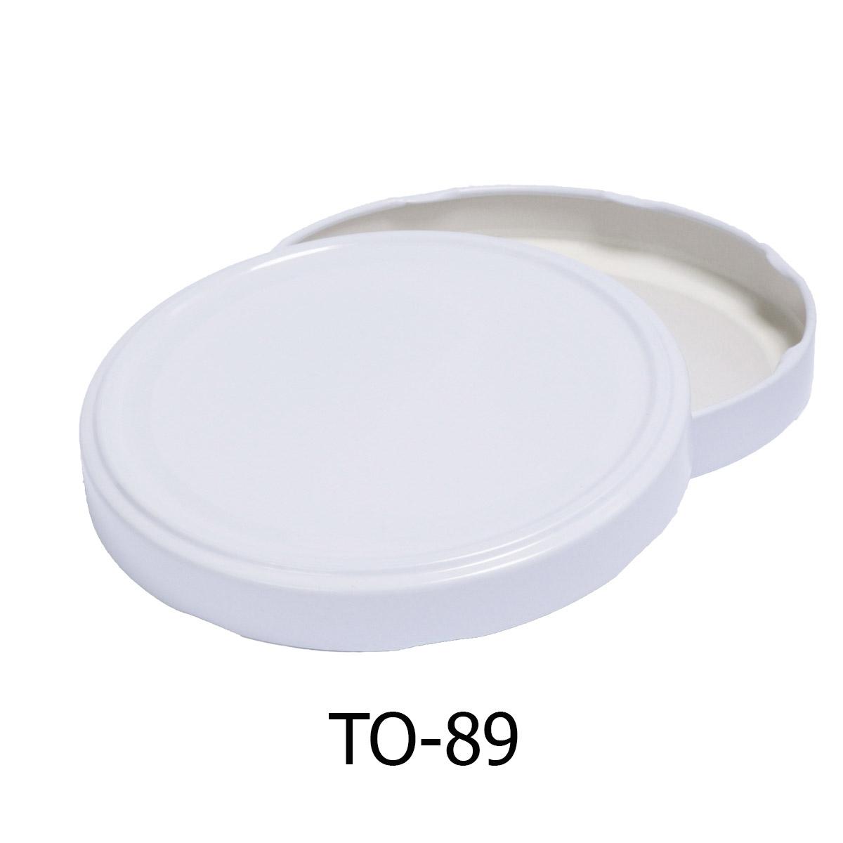 Deckel Schraubdeckel Twist-Off-Verschluss f/ür Marmeladengl/äser Einmachgl/äser Sturzgl/äser 21 Ersatzdeckel wei/ß