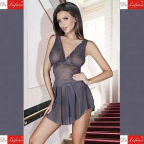 ANGELIQUE 903 DE LAFENSE WOMAN BODYSTOCKING UNDERWARE SET * S/36 - XXL/44 *