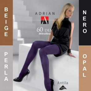 ANTILA ADRIAN LADIES TIGHTS MATT * 60 DEN * 2/S - 6/XL *