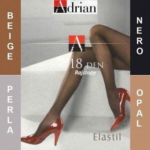 ELASTIL ADRIAN LADIES TIGHTS  * 18 DEN * 2/S - 6/XL *