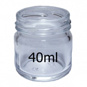 Gläser 40 ml