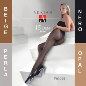 VULPES ADRIAN MAT DAMES DE COLLANTS * 15 DEN * 2/S - 6/XL *
