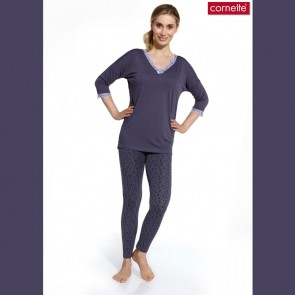 ALICE 632/48 CORNETTE WOMAN PAJAMAS COTTON 100% * S - 2XL *