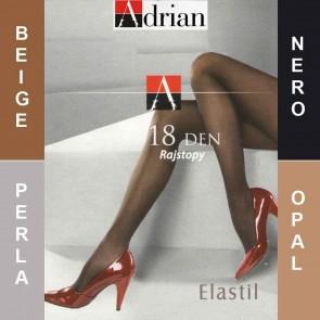 ELASTIL ADRIAN LADIES TIGHTS  * 18 DEN * 2/S - 6/XL *